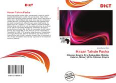 Bookcover of Hasan Tahsin Pasha