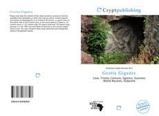 Bookcover of Grotta Gigante