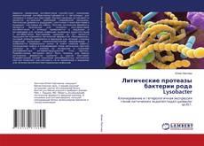 Bookcover of Литические протеазы бактерии рода Lysobacter