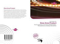 Borítókép a  Dose Area Product - hoz