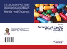 Bookcover of Formulation and Evaluation of Osmotic Pump of Famotidine