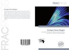 Enrique Flores Magón kitap kapağı
