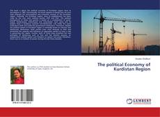 Bookcover of The political Economy of Kurdistan Region