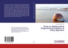 Bookcover of Study on Mathematical Programming Problems: A Fuzzy Approach