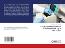 Copertina di EVI-1 expression and its impact on CAIII gene expression