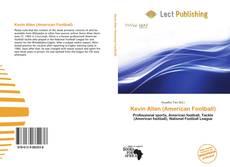 Kevin Allen (American Football) kitap kapağı