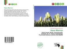Bookcover of Hans Warren