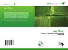Bookcover of Land Titling