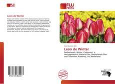 Capa do livro de Leon de Winter