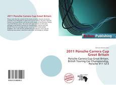Copertina di 2011 Porsche Carrera Cup Great Britain