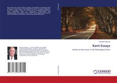 Bookcover of Kant Essays