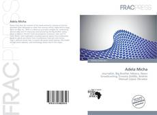 Bookcover of Adela Micha