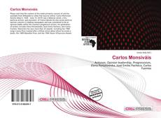 Bookcover of Carlos Monsiváis