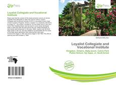 Buchcover von Loyalist Collegiate and Vocational Institute