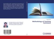 Bookcover of Methodology of Teaching Commerce