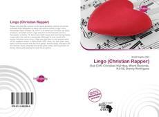 Portada del libro de Lingo (Christian Rapper)