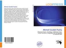 Bookcover of Ahmet Cevdet Pasha