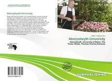 Bookcover of Aberystwyth University
