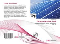 Chagan (Nuclear Test)的封面