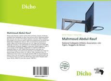 Bookcover of Mahmoud Abdul-Rauf