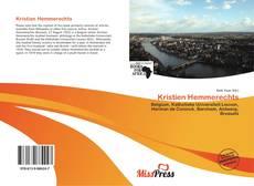 Bookcover of Kristien Hemmerechts