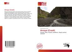Portada del libro de Arroyo (Creek)