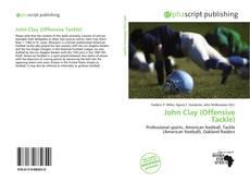 Borítókép a  John Clay (Offensive Tackle) - hoz