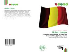 Bookcover of Hubert Lampo