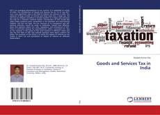 Capa do livro de Goods and Services Tax in India