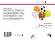 Capa do livro de Kenny Anderson