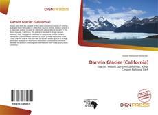 Portada del libro de Darwin Glacier (California)