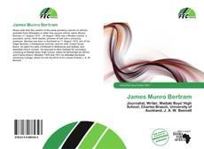 Bookcover of James Munro Bertram