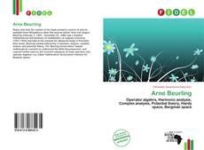 Bookcover of Arne Beurling