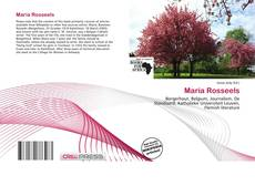 Bookcover of Maria Rosseels