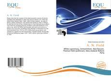 A. N. Field kitap kapağı