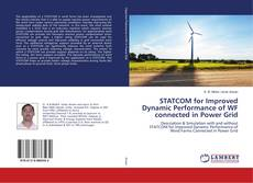 Capa do livro de STATCOM for Improved Dynamic Performance of WF connected in Power Grid