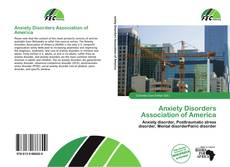 Couverture de Anxiety Disorders Association of America