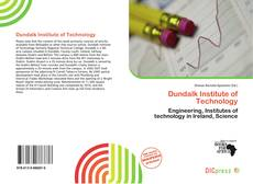 Bookcover of Dundalk Institute of Technology