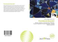 Couverture de Functional disorder