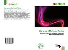 Buchcover von Karamani Mehmed Pasha