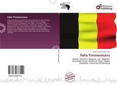 Buchcover von Felix Timmermans