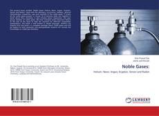 Capa do livro de Noble Gases: