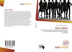 Bookcover of Athar Abbas