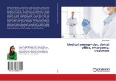 Capa do livro de Medical emergencies, dental office, emergency, treatment