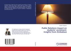 Couverture de Public Relations impact on students' enrolment: insights from Zimbabwe