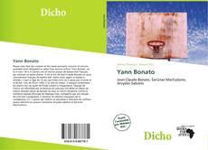 Portada del libro de Yann Bonato