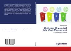 Bookcover of Challenges Of Municipal Solid Waste Management