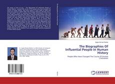 The Biographies Of Influential People In Human History的封面