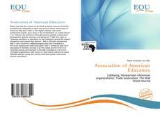 Bookcover of Association of American Educators