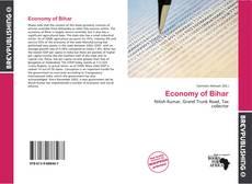 Portada del libro de Economy of Bihar